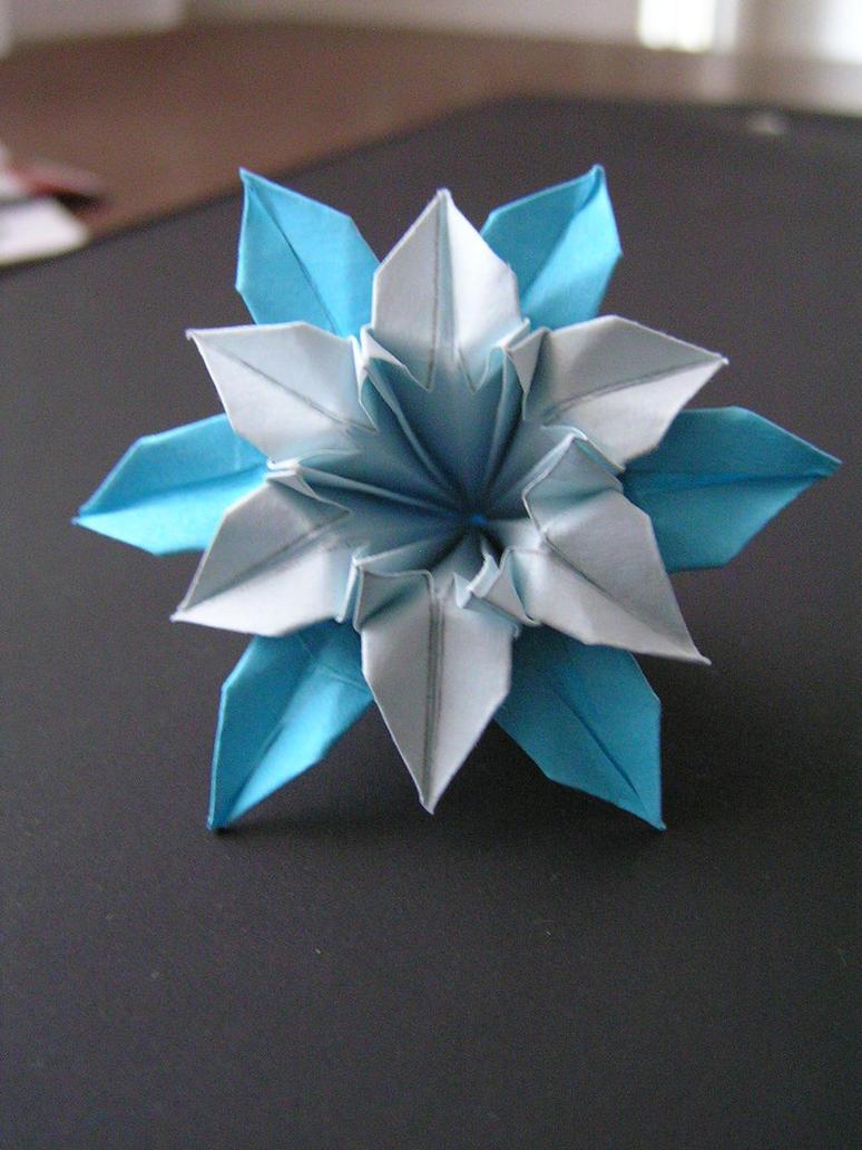 Оригами на день рождения тёте своими руками