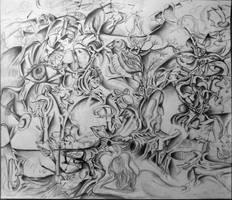 surrealist fields by CoolCrackityJones