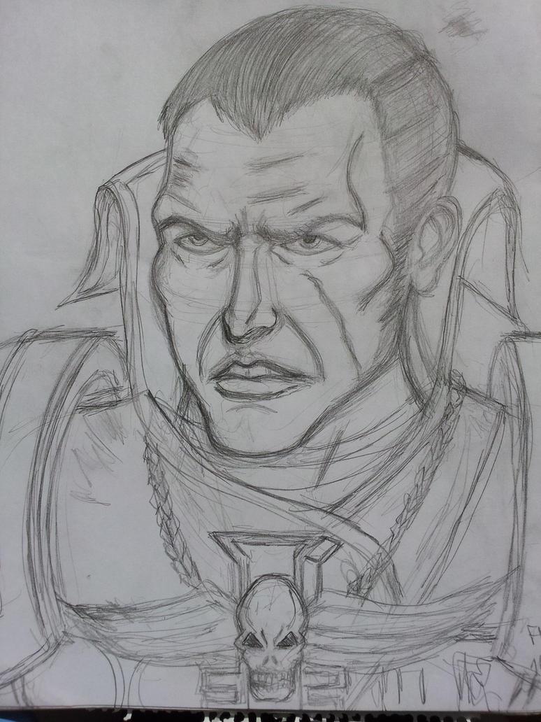 Inquisitor Eisenhorn by fmralchemist