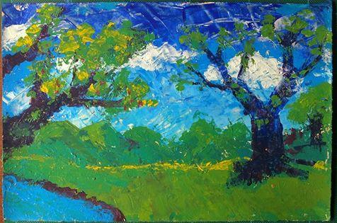 Landscape Study palette by FrankMR