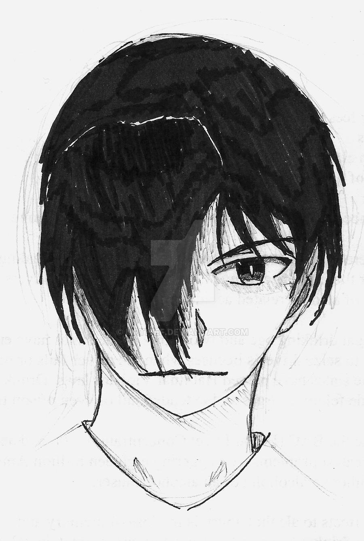 Hades Sketch by mrthief