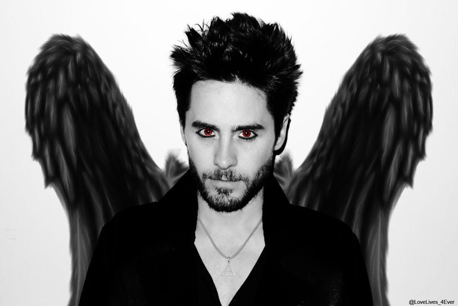 Jared Leto vampire - WALLPAPER by lovelives4everJared Leto Wallpaper Hurricane