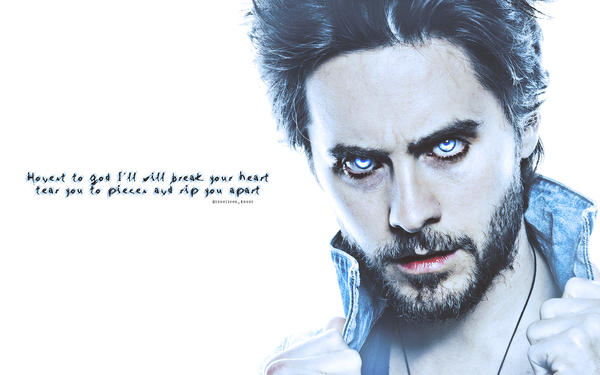 Wallpaper Jared Leto By Lovelives4ever On DeviantArt