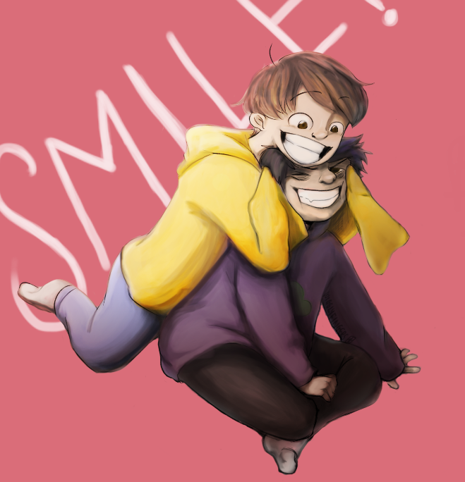 Smile! by annaxxz