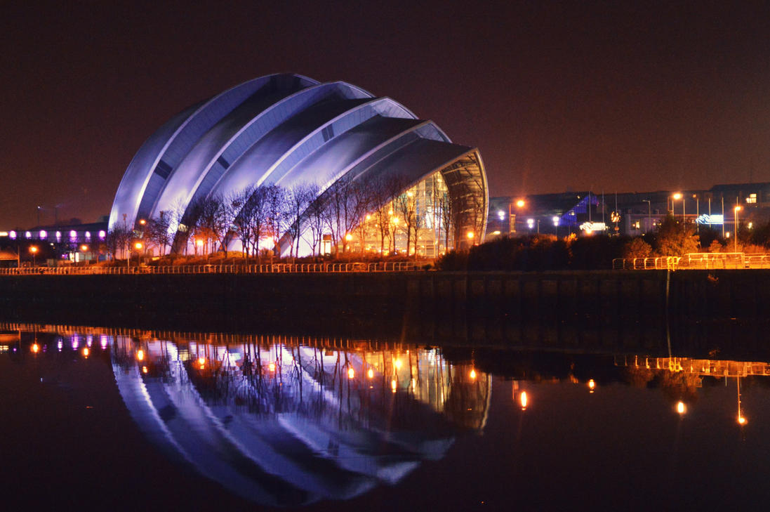 Glasgow by Tygerhetoric