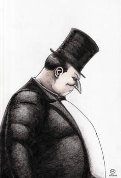 The Penguin Of Gotham