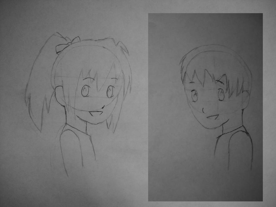 Everyday Art - Whatever month it currently is - Page 13 Manga_head_sketch_by_seathhwf-d4dnzb2