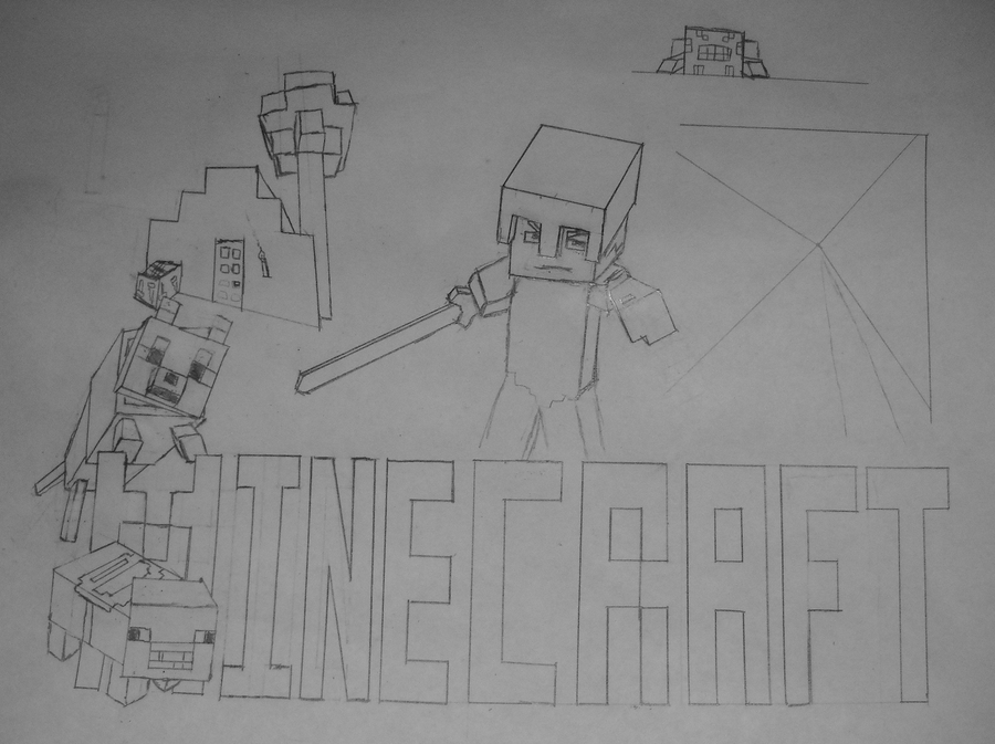 Everyday Art - Whatever month it currently is - Page 13 Minecraft_wip_by_seathhwf-d4ecai3
