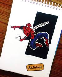 SPIDERMAN :) by Shakessart