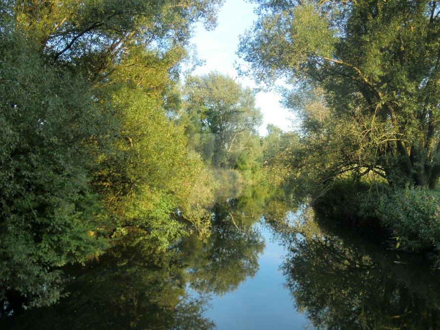 river.~ by Elmolein