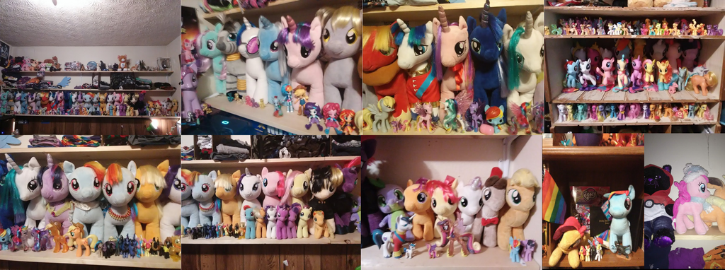 Pony Collection by narutofan657