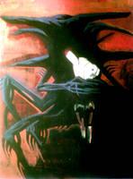 Babylon 5 shadows by sigma958