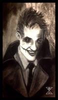 Working up some mischief 2 - Joker