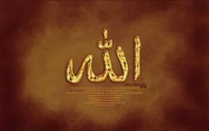 Allah by kitkat523
