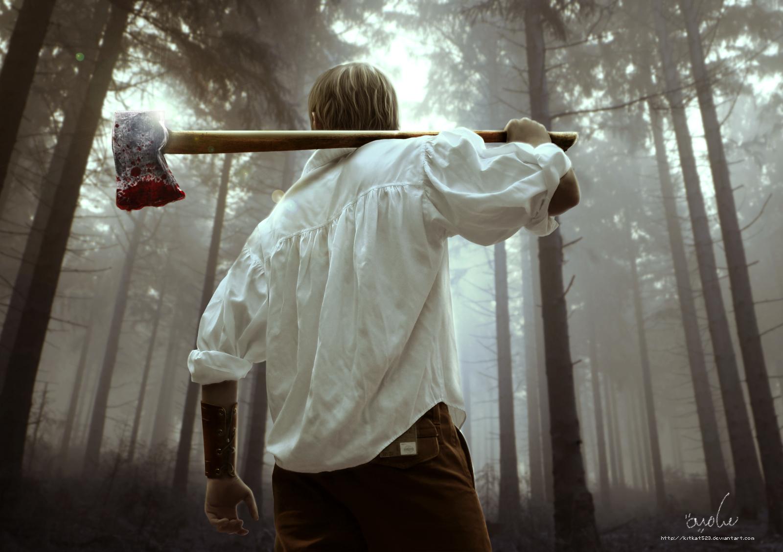 Abraham Lincoln Vampire Hunter by kitkat523