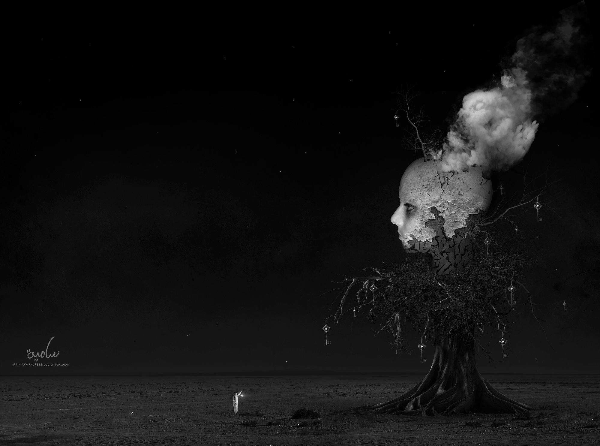 Tree by kitkat523