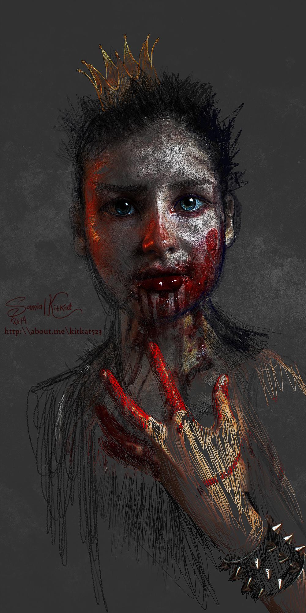 Vampires Princess II by kitkat523