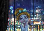 Cinderella by kitkat523