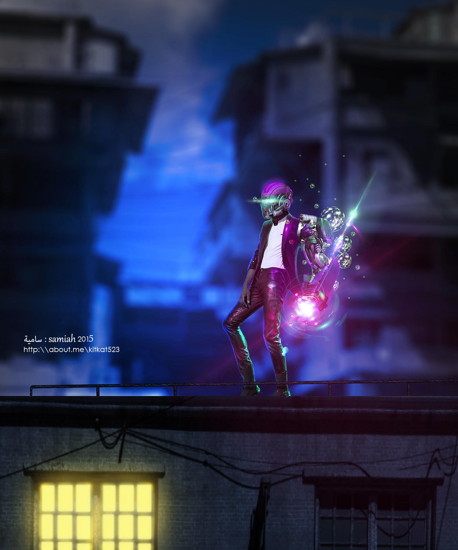cyborg 1 by kitkat523