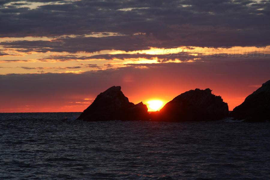 Sa Tuna Sunrise Salida de Sol by RafaelloSimonic