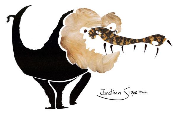 O Devorador de Sombras by JonathanEdward