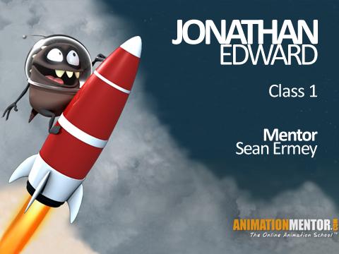 Animation Mentor - Class 1 by JonathanEdward