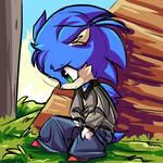 Sonic is emo