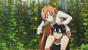 Best Couple Evaah! [Sword Art Online]