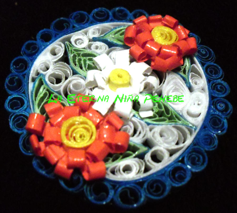 Quilling Paper Crafts Paper Quilling