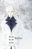 :w i n t e r .:. w h i t e: by tsukizu