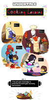 Cooking Lessons - Undertale