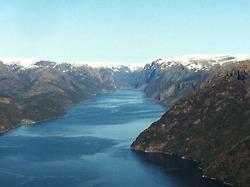 Norwegian Nature by MrScottishGuy