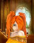 Beautiful Girl by sweetpoison67