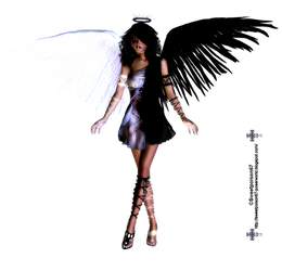 Angel Shealyn 2 by sweetpoison67
