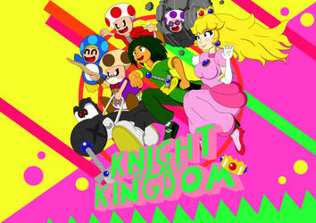 Knight Of My Kingdom Promo by Kuro-Comic