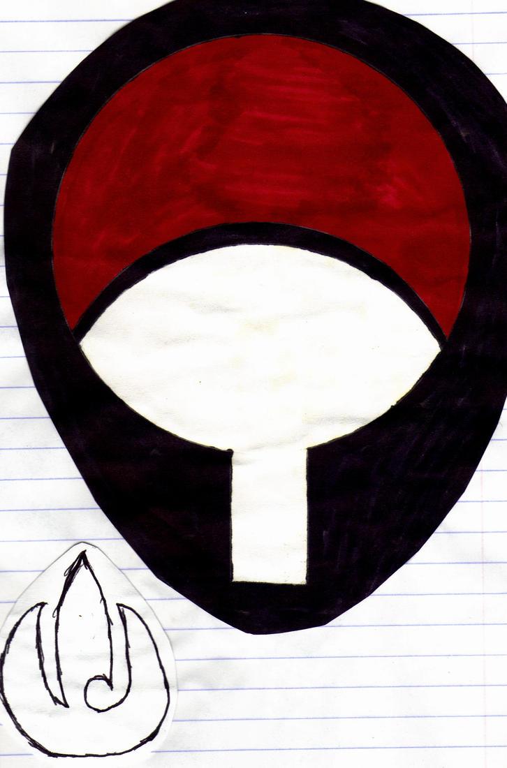 uchiha symbol tattoo - photo #6