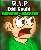 R.I.P. Edds Gould Icon [Background Version] by GiantFirering27