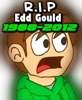 R.I.P. Edd Gould Icon [No Background Version] by GiantFirering27