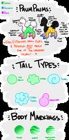 [Ref Sheets] PaumPaum Basic Info