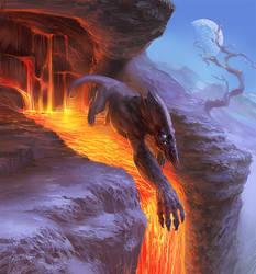 Lava Jumpin by noranimator