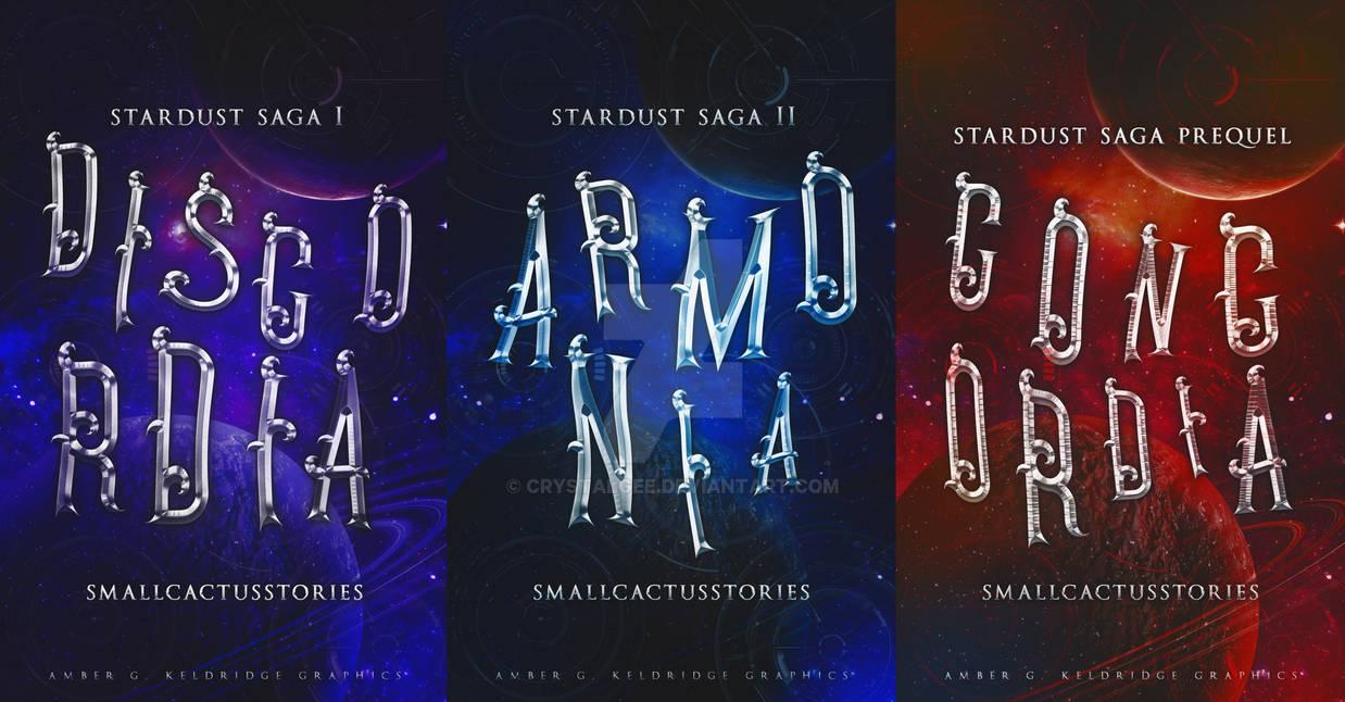 Stardust Saga [Wattpad Covers]