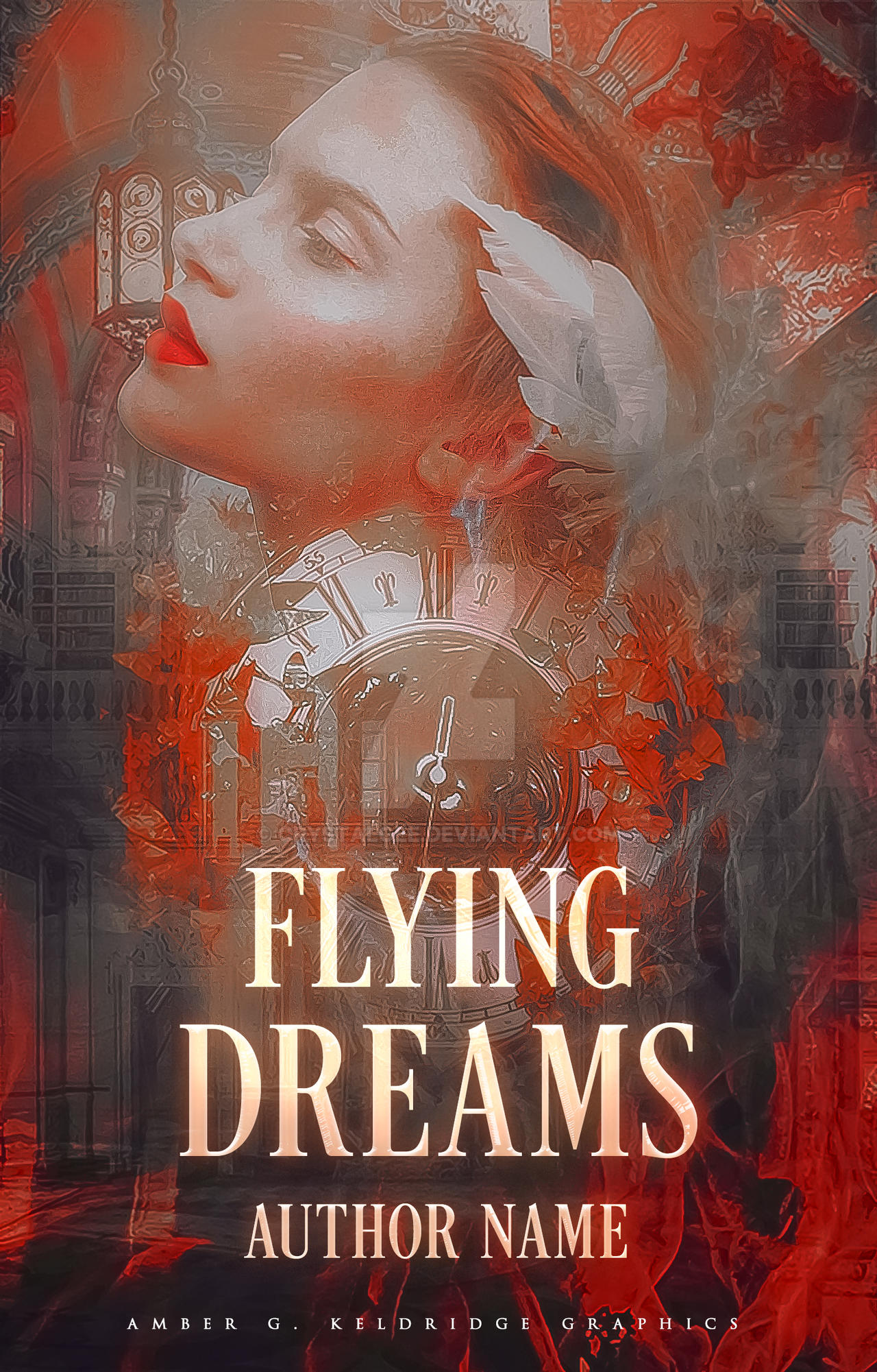 Flying Dreams [Wattpad Premade]