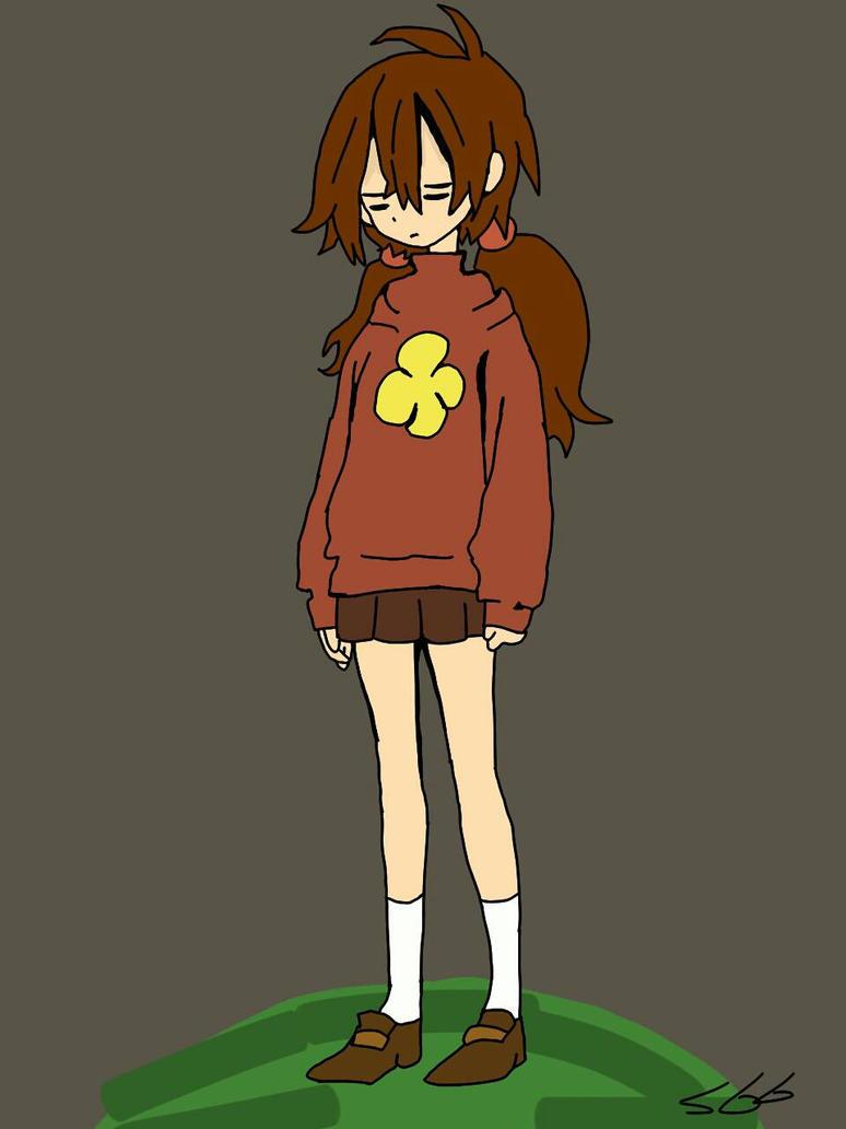 sad Tsuki by sarao9g