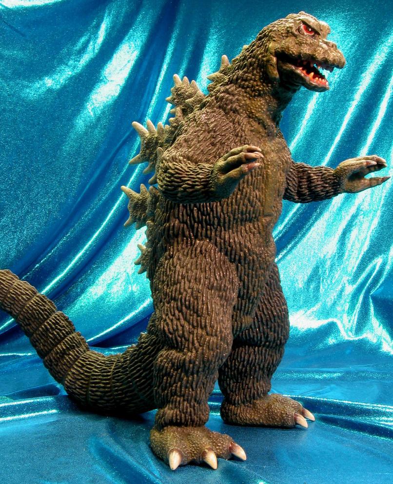 Godzilla '65 by godzillabadger