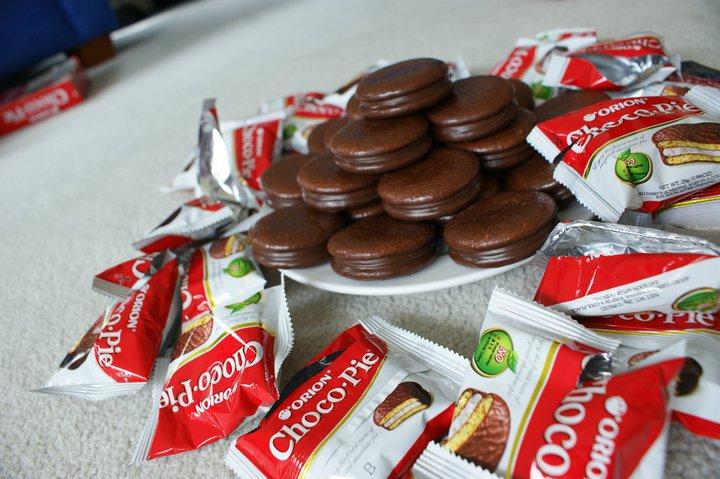 Choco Pie by AmbahNz