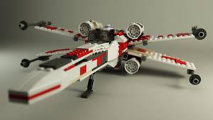 Lego X-Wing II by ruudcoenen