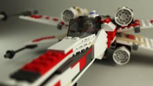 Lego X-Wing III by ruudcoenen