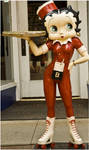 Betty Boop - Full Body Shot