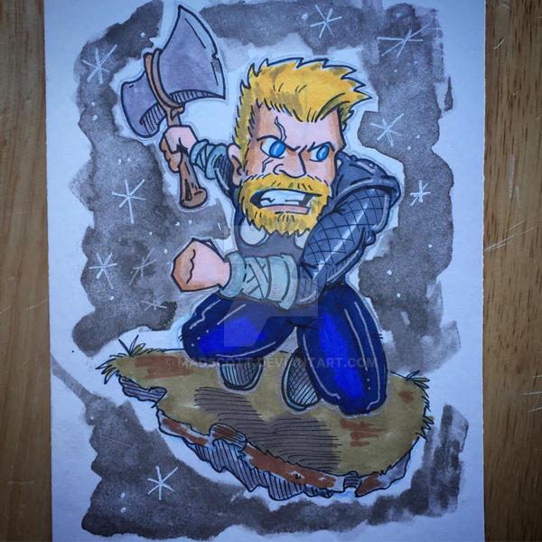 Thor by madscott