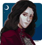 Isaak o vampiro by Baphometin